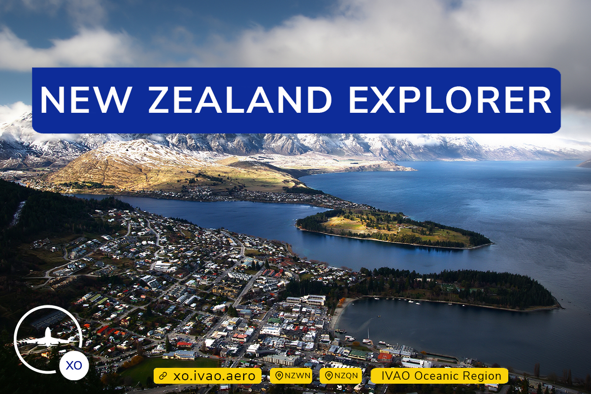 [XO] New Zealand Explorer